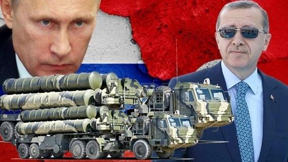 Mua S-400 Nga, Thổ Nhĩ Kỳ bị Mỹ coi như Iran