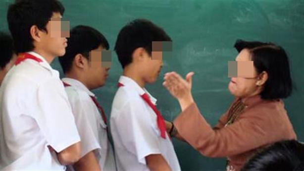 Giáo viên không được xâm hại, gây tổn thương người học