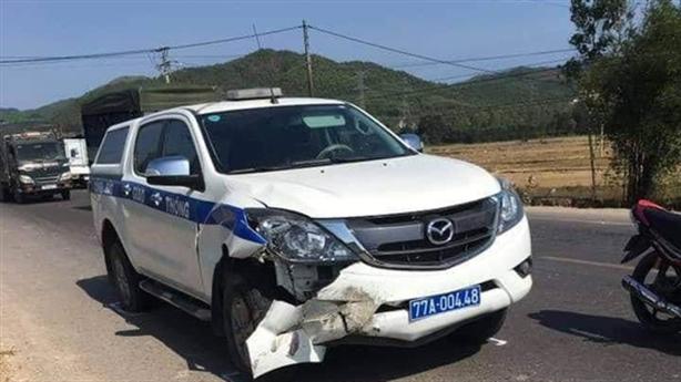 Xe CSGT gây tai nạn chết người: Không truy đuổi