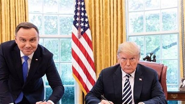 Donald Trump đưa thêm cả sư đoàn tới Ba Lan?