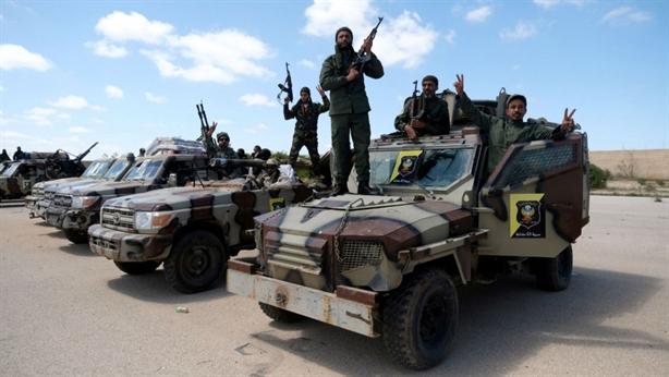 Bạo lực Libya, IS bùng phát: Phương Tây lo nạn di cư