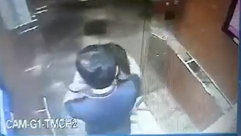 Sàm sỡ bé gái trong thang máy: Tin sẽ xử nghiêm