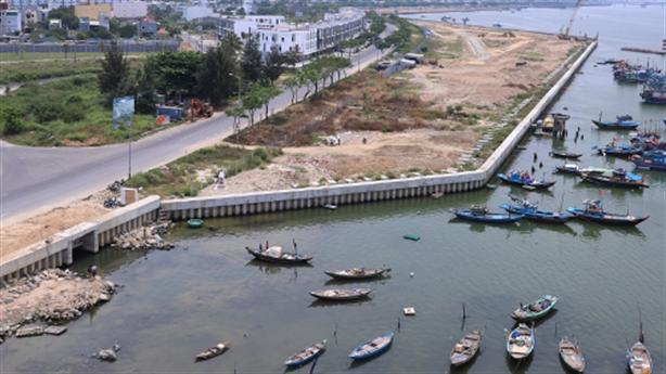 Đà Nẵng tạm dừng triển khai dự án lấn sông Hàn