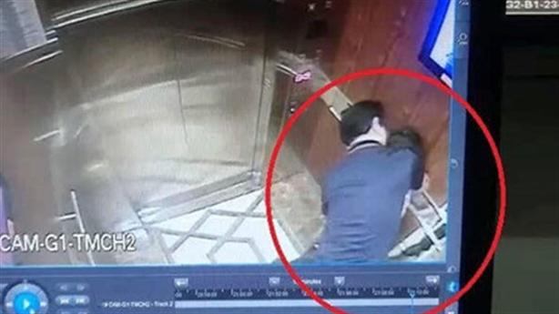 Sàm sỡ bé gái trong thang máy: Tình tiết mới