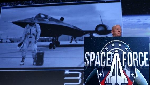 Không quân Mỹ thống trị không gian: 'Bí quyết năm chữ Hóa'