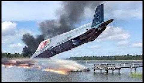 Chiến hạm Nga-Trung tụ họp, Mỹ-Nhật cuống cuồng tìm kiếm F-35 rơi