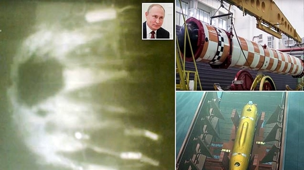 Tướng Mỹ: Tàu ngầm Belgorod Nga mạnh khủng khiếp