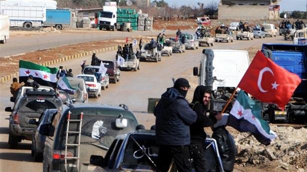 Khu phi quân sự Idlib: Nga thấm thía chiêu cao của Thổ