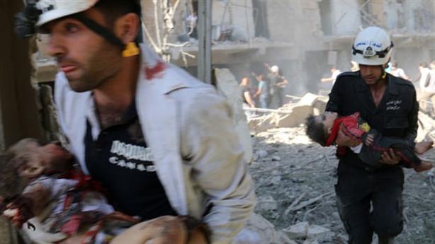White Helmets sắp dàn cảnh tấn công hóa học ở Idlib?