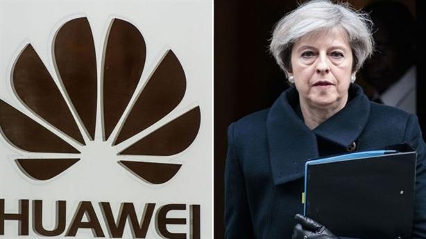Bỏ Mỹ chọn Huawei, bà May khiến giới an ninh lo lắng