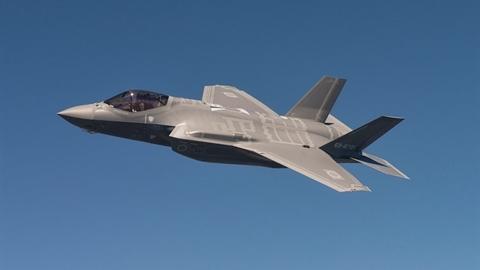 Vì sao Nhật Bản tin Trung Quốc không thể vớt được F-35?
