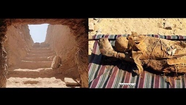 Phát hiện ngôi mộ nhiều điều kỳ lạ của Ai Cập