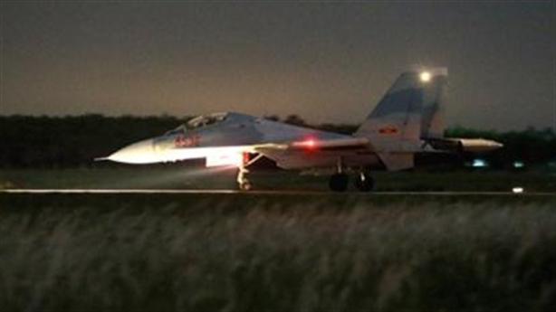 Chuẩn bị ít biết cho bay đêm của Su-30 Việt Nam