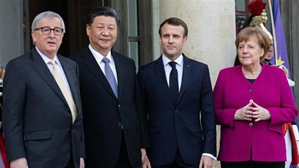 Trung Quốc đang sở hữu bao nhiêu tài sản EU?