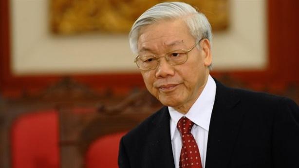 Cử tri quan tâm sức khỏe Tổng Bí thư Nguyễn Phú Trọng