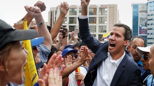 Venezuela kiện ngân hàng Mỹ, Anh: Minh chứng Mỹ ngồi trên luật