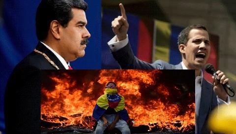 Venezuela: Phía sau 'bùng nổ' là vàng và lính đánh thuê?