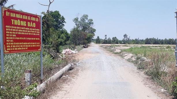 Rủi ro mua đất nền Bình Lợi Center của Phú Nhuận Land