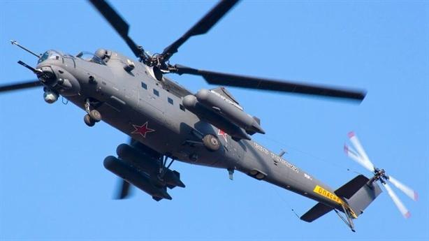Mi-35M trở lại Syria với hệ thống EW cực mạnh