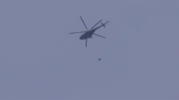 Trực thăng Nga tung đòn độc tại Hama
