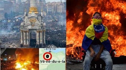 'Sự kiện bùng phát' ở Venezuela: Maidan-2 hay Maduro/Guaido bị ám sát?