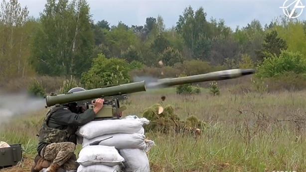 Ukraine bán tên lửa chống tăng cho NATO