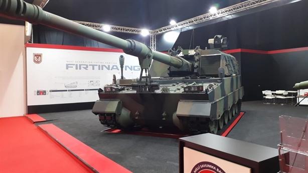 Thổ nhờ Syria để bán vũ khí