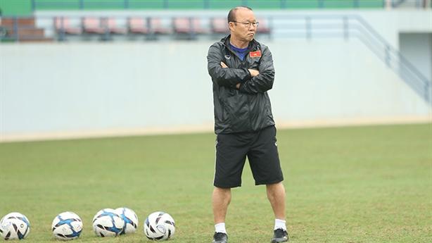 Ông Park lên tiếng về World Cup, quyết tâm VFF ở đâu?