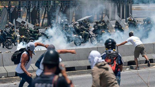 Nga có liên minh chống Mỹ ở Venezuela:Những người tôn trọng luật