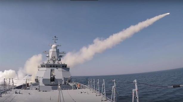 Tên lửa Nga 'diệt gọn' tàu xâm nhập biển Baltic