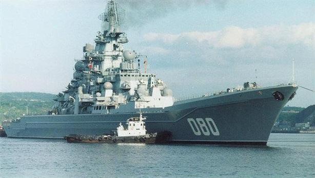 S-400, tên lửa siêu thanh: Tàu Đô đốc Nakhimov là Vua