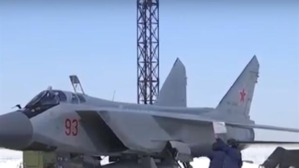 MiG-31BM sẽ trở thành bộ chỉ huy trên không