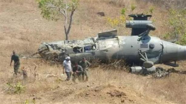 Trực thăng Venezuela rơi: Sự trùng hợp bất ngờ