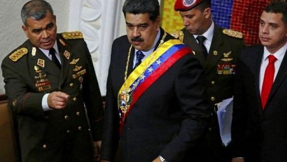 Mỹ lộ tin sốc bỏ lỡ cơ hội nắm quân đội Venezuela