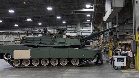 Mỹ chi 2,2 tỷ USD mua tăng Abrams quyết đấu T-14 Armata