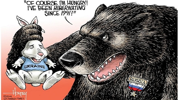 Ukraine nêu tình huống 'lại trở thành anh em' với Nga