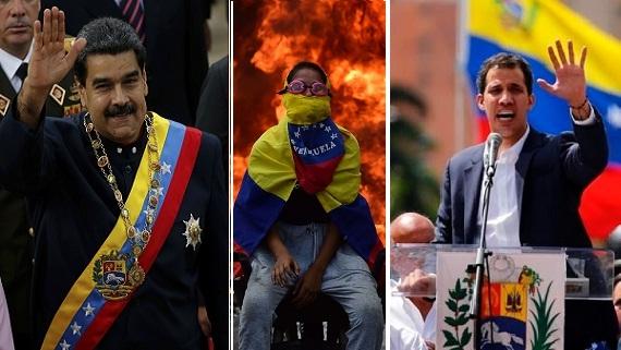 Guaido bất lực, Mỹ có dám đổ quân vào Venezuela?