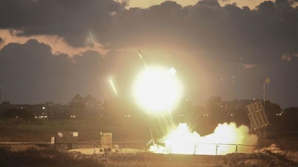 Thừa nhận của tướng Israel khi Iron Dome đánh hụt rocket