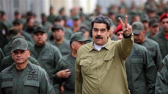 Venezuela: Nga kêu gọi Mỹ từ bỏ kế hoạch động binh