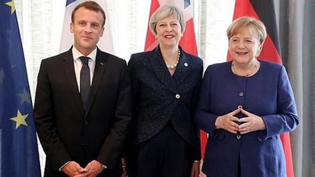 EU cam kết nắm chặt tay Iran bước qua trừng phạt Mỹ