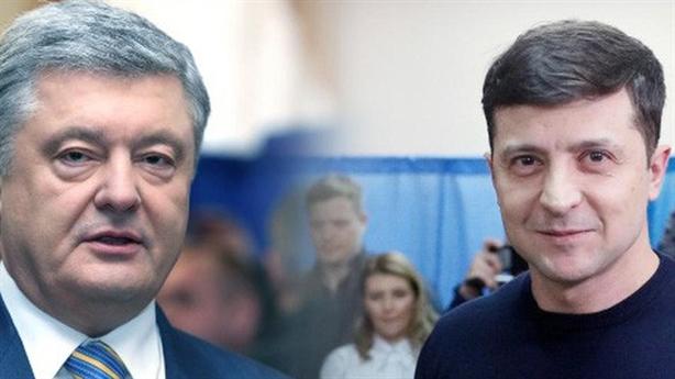 Ông Zelensky thế vai ông Poroshenko: Hướng Tây