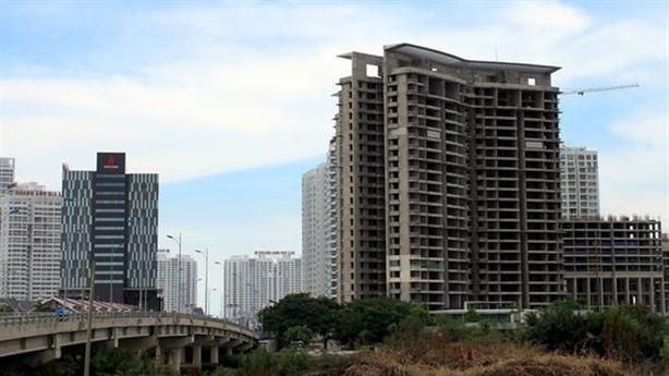 Thị trường bất động sản vẫn tồn kho 20.000 tỷ đồng