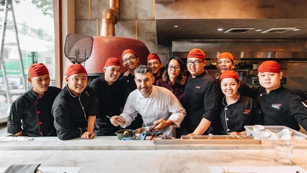 Thưởng thức ẩm thực Ý cùng Chef Fabrizio Aceti–Một trải nghiệm Michelin