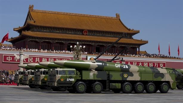 Trung Quốc không đàm phán hạt nhân: Mỹ sẽ...gia tăng áp lực?
