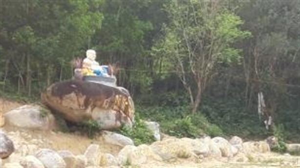 Sư trụ trì bị xử phạt hành chính: Di dời tượng Phật