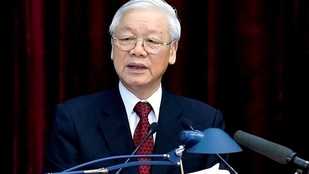 Tổng Bí thư Nguyễn Phú Trọng gửi điện thăm hỏi Nga