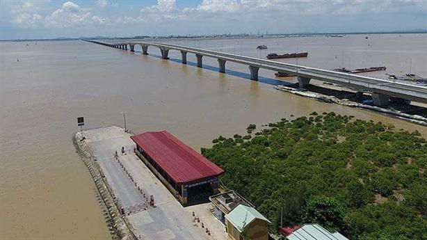Xúc tiến xây cầu vượt biển Cần Giờ - Vũng Tàu