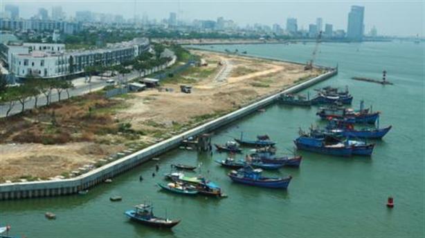Dự án lấn sông Hàn: Điều không hiểu nổi