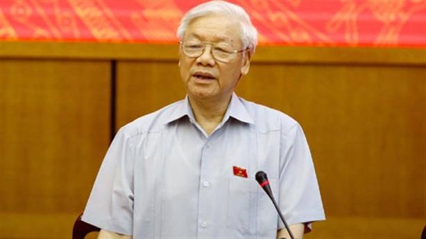 Tổng Bí thư Nguyễn Phú Trọng sẽ sớm xuất hiện, làm việc