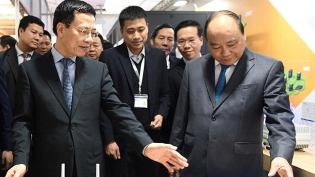 Đưa Việt Nam thành cường quốc công nghệ